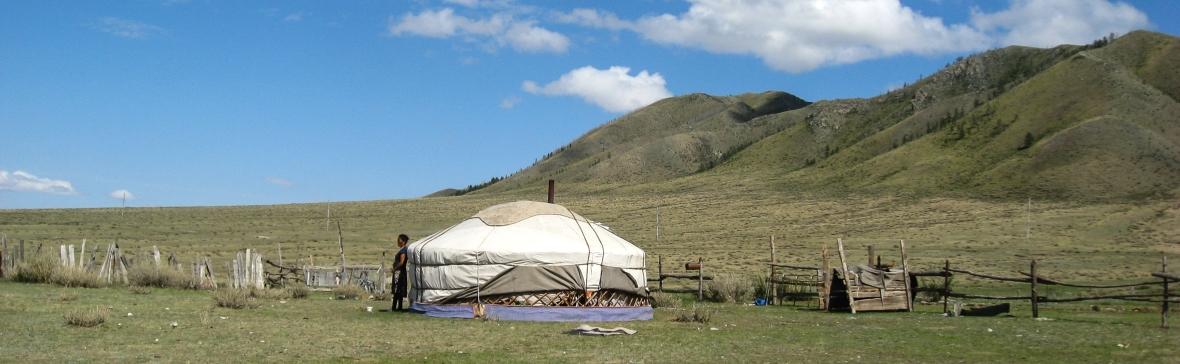 モンゴル事業